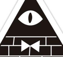 Bill cipher-[Style 1] Sticker