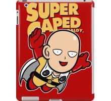 Super Caped Baldy iPad Case/Skin