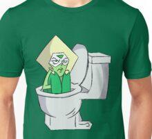 Peridot's Toilet Unisex T-Shirt