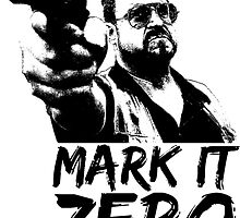 Mark it ZERO by kikusui