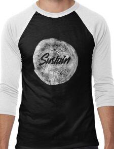 Sustain - White Nature Men's Baseball ¾ T-Shirt