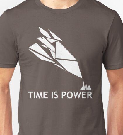 Time Is Power (Quantum Break Inspired Shirt) Unisex T-Shirt