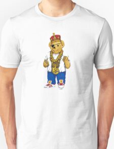 Gangster King Polo Bear Unisex T-Shirt