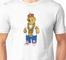 Gangster King Polo Bear Unisex T-Shirt
