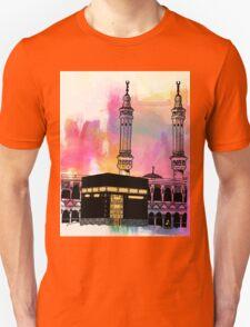 Makka Sunset Unisex T-Shirt