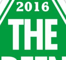 Australian Greens Logo Sticker