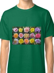 Gallery of Roses Classic T-Shirt
