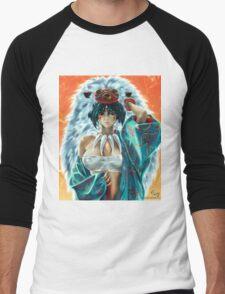 Mononoke hime. Men's Baseball ¾ T-Shirt