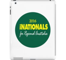 National Party of Australia Logo iPad Case/Skin