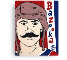 Bazooka Joe #14 Canvas Print