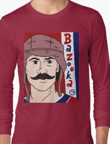Bazooka Joe #14 Long Sleeve T-Shirt