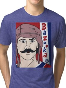 Bazooka Joe #14 Tri-blend T-Shirt