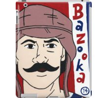 Bazooka Joe #14 iPad Case/Skin
