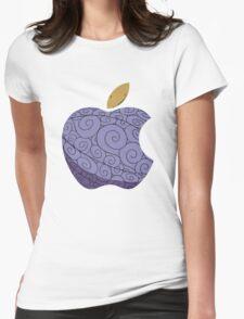 Gomu Gomu no Apple  Womens Fitted T-Shirt