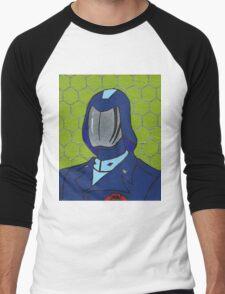 Cobra In Chief Men's Baseball ¾ T-Shirt