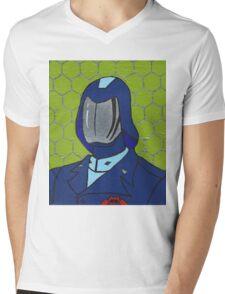 Cobra In Chief Mens V-Neck T-Shirt