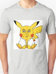 Pika Overworked Unisex T-Shirt