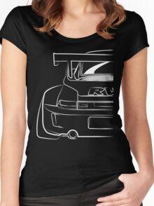 Porsche RWB Women's Fitted Scoop T-Shirt