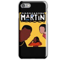 Martin (Yellow) iPhone Case/Skin