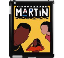 Martin (Yellow) iPad Case/Skin