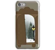 Explore the Wardrobe iPhone Case/Skin