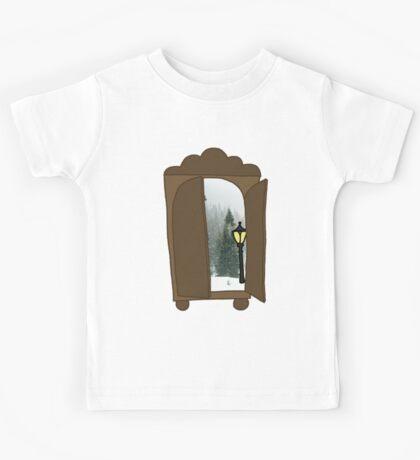 Explore the Wardrobe Kids Tee