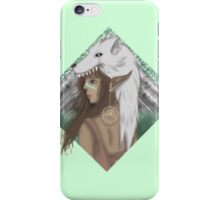 The Elven Huntress iPhone Case/Skin