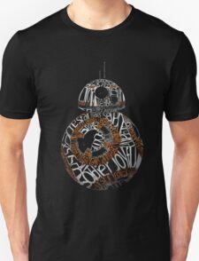 BB-8 Typography T-Shirt