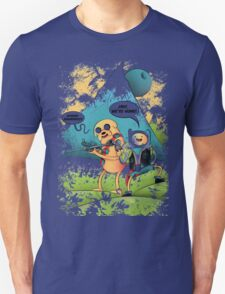 ADVENTURE TIME - JAKE, WE'RE HOME! Unisex T-Shirt