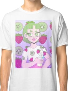 Strawberry Kiwi Classic T-Shirt