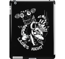 mangle fnaf iPad Case/Skin