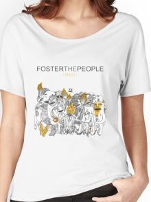 Foster The People Torches Women's Relaxed Fit T-Shirt