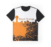 Bleed Orange Knoxville Graphic T-Shirt