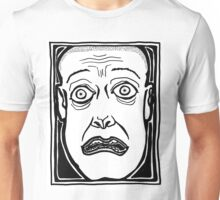 Upon Seeing a Ghost Unisex T-Shirt