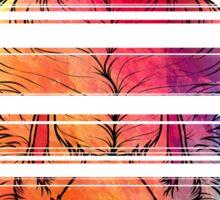 Technicolor Lives Through Technicolor Eyes Sticker