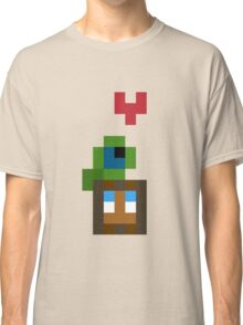 Pixel Best Friends Classic T-Shirt