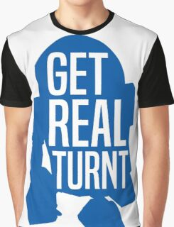 R2D2 - Get Real Turnt Graphic T-Shirt