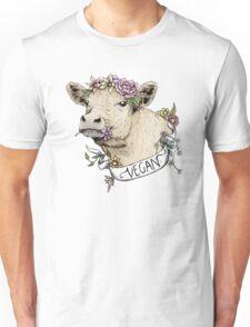Daisy Vegan Unisex T-Shirt