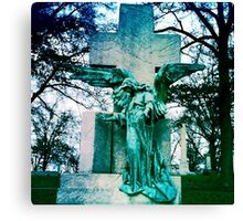 Allegheny Angel Canvas Print