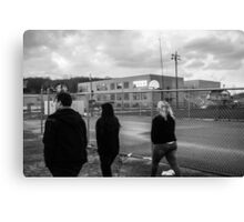 Good Friends Look Like Bands Together Canvas Print