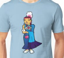 he's so handsome he's so fine...next two step I'll make him mine Unisex T-Shirt