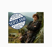 Outlander/Jamie Fraser/Made in Scotland Unisex T-Shirt