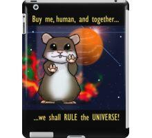 Space Hamster iPad Case/Skin