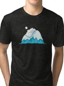 Cozy Mountain Tri-blend T-Shirt