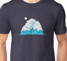 Cozy Mountain Unisex T-Shirt