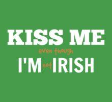 Irish! One Piece - Short Sleeve
