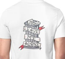 Don't Touch Me Trash Can Unisex T-Shirt