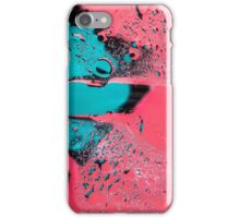 ELECTRIC DISASTER iPhone Case/Skin