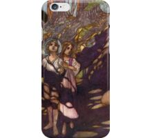 """""""Hansel and Grethel"""" by Charles Robinson  iPhone Case/Skin"""
