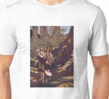 """""""Hansel and Grethel"""" by Charles Robinson  Unisex T-Shirt"""